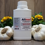 Allimed Liquid Garlic Supplement (8 oz)
