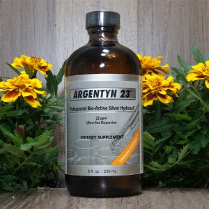 Argentyn 23 Professional Bioactive Silver Hydrosol (Bottle) (8 oz)